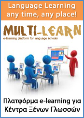 Multi-learn - E-learning platform for language sch